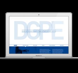 Diseño web para el Diccionario Geográfico Popular de España