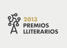 Imagen corporativa de los Premios Lliterarios n'Asturianu