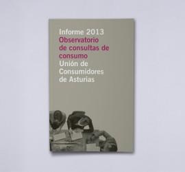 Diseño Informe Consultas 2013 - Portada