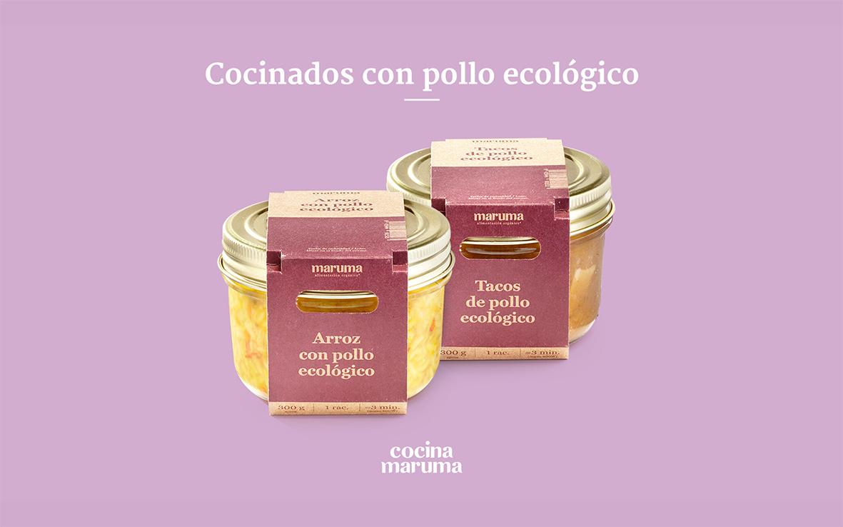 Packaging Cocina Maruma